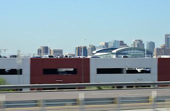 Photo: Arrivée dans la ville de Phoenix, Arizona.
