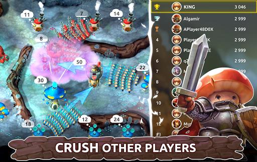 Mushroom Wars 2 - Epic Tower Defense RTS apktram screenshots 9