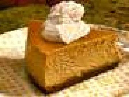 Cowboy Pumpkin Cheesecake Recipe
