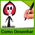 Como Desenhar Cartoon icon