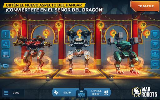 War Robots  trampa 2