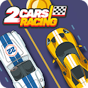 2 Cars - Drag Racing Online Game icon