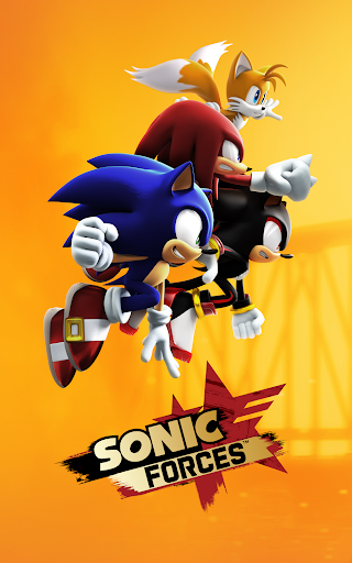 Sonic Forces u2013 Multiplayer Racing & Battle Game modavailable screenshots 9
