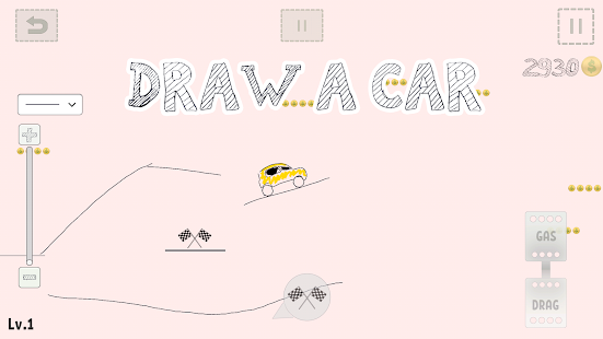 Draw Your Car - náhled