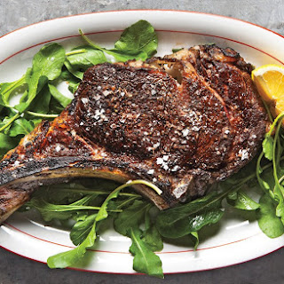 Salt-and-Pepper Rib Eye