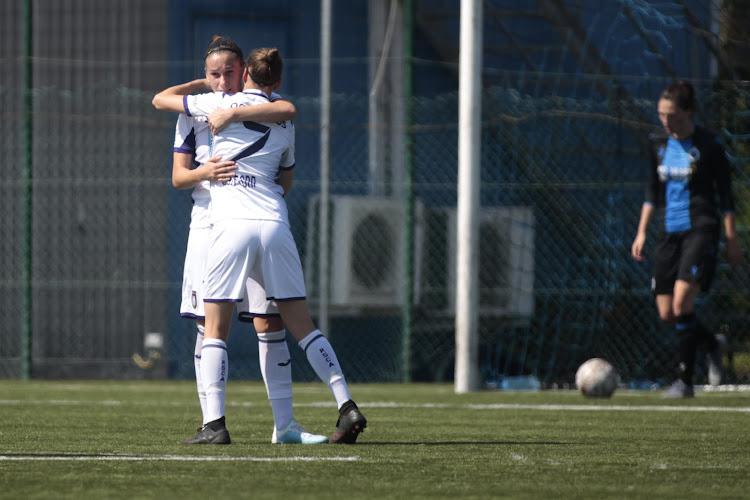 Le Sporting d'Anderlecht laisse partir une de ses internationales