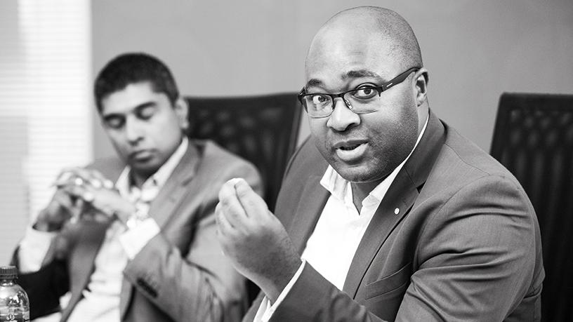 Skhumbuzo Ngcobo, Deloitte.