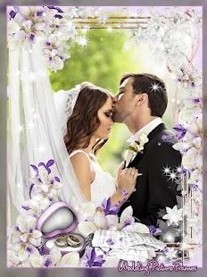 Svatební rámy - náhled