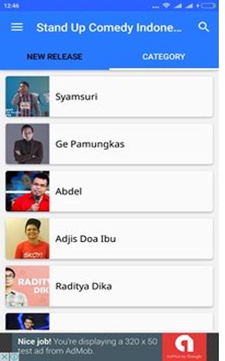 玩免費漫畫APP|下載Stand Up Comedy Indonesia 2016 app不用錢|硬是要APP