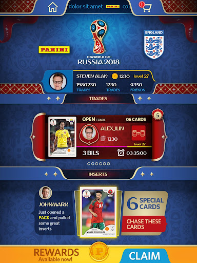 FIFA World Cup Trading App 1.1.6 Screenshots 9