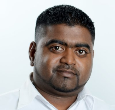 Marcus Karuppan, T-Systems ICT Academy Manager