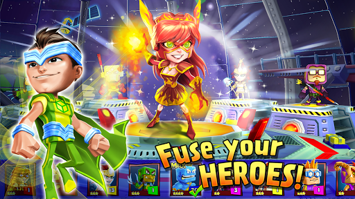 Justice Legends - Heroes War: Superhero Games  {cheat|hack|gameplay|apk mod|resources generator} 4