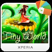 XPERIA™ Tiny World Theme