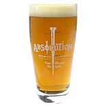 Logo of Absolution Rest in Peach Ale