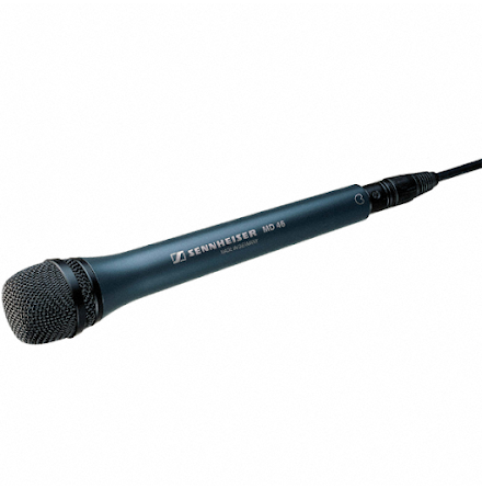 Microphone handheld MD-46 Reporter