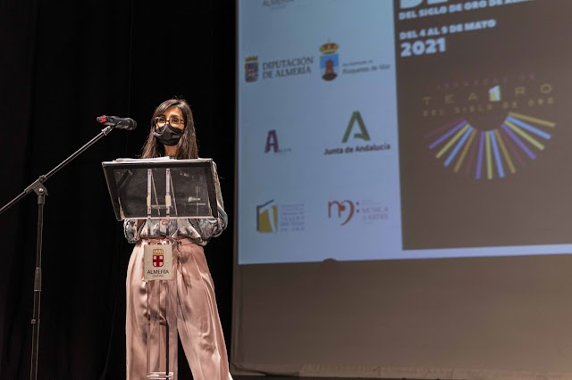 Gemma Giménez, directora de las Jornadas de Teatro del Siglo de Oro, ha desvelado las líneas maestras de su proyecto.