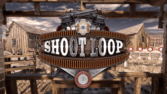 Shoot Loop VR - Cardboard- screenshot thumbnail