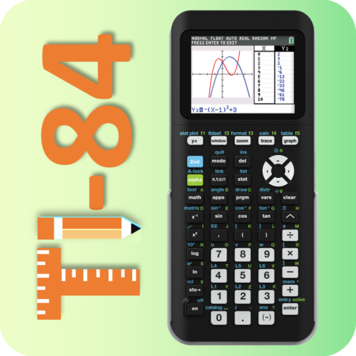 Graphing calculator ti 84 - simulate for es-991 fx - Apps on