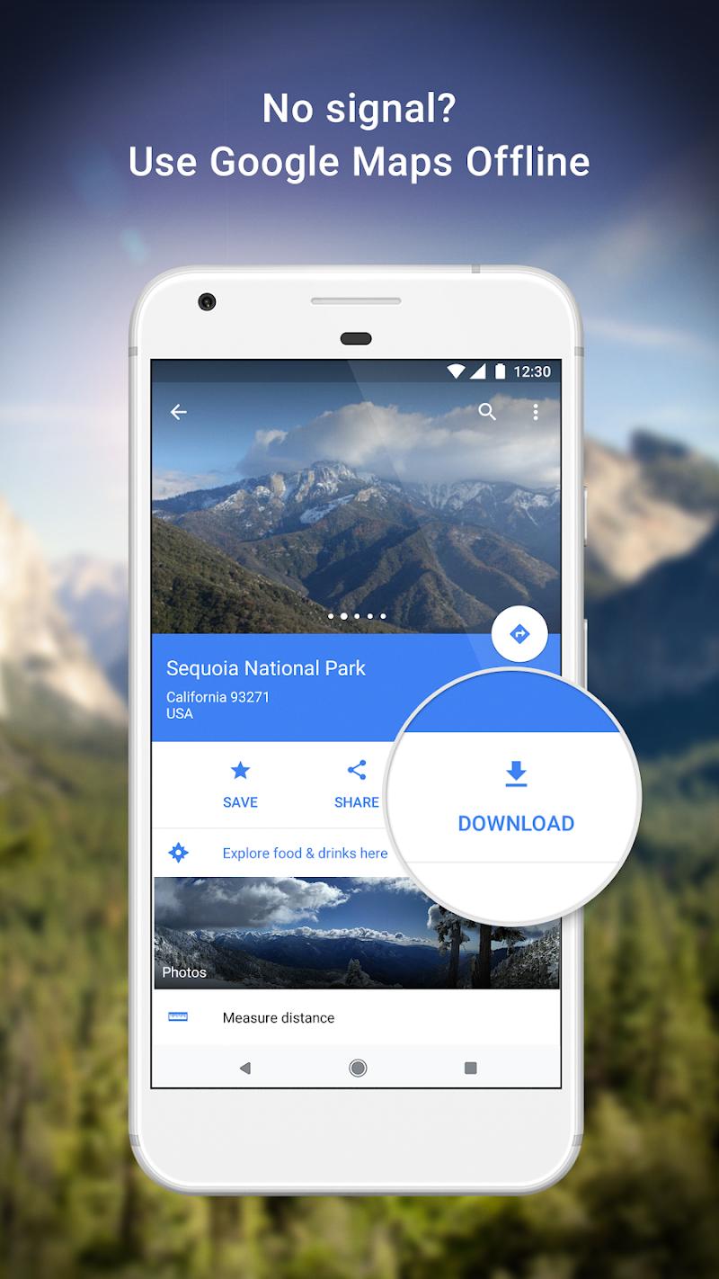 Maps - Navigate & Explore Screenshot 6