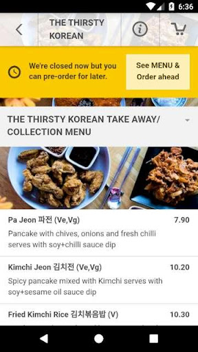 The thirsty korean screenshot 3