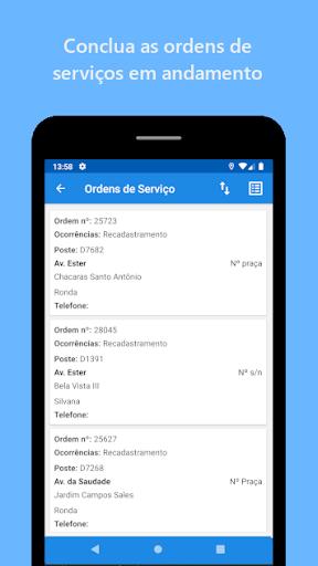 Unidesk OS Ilumina SP - Recadastro screenshot 4