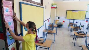 Ahora mismo hay 28 aulas cerradas en la provincia.