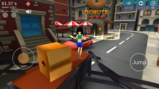 Hop Race 3D APK MOD (Astuce) screenshots 3