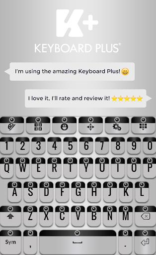 Camera Keyboard