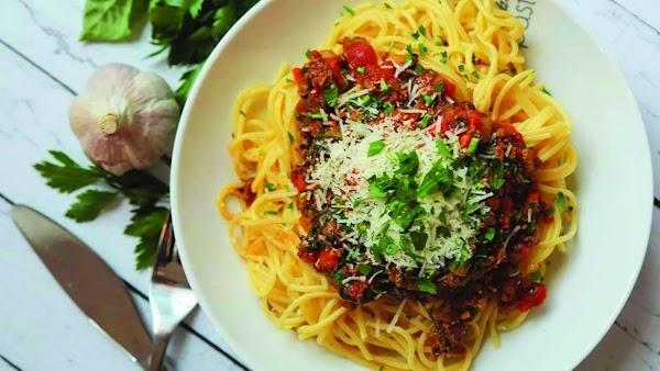 Simple Pasta Bolognese Recipe