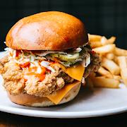 Chookhaus Burger & Fries