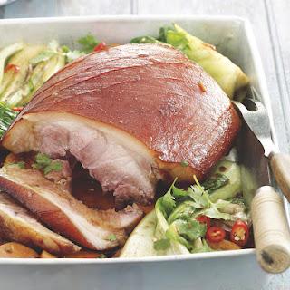 Honey and Soy Glazed Pork