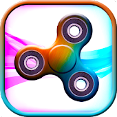 Fidget Spinner Magic Touch Wallpaper