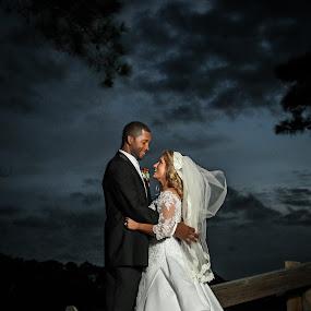 LOVE by ETImagez Photography - Wedding Bride & Groom ( love, wedding, bride, groom )