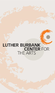 Luther Burbank Center- screenshot thumbnail