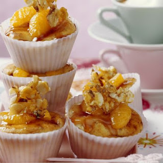 Crunchy Muffin Cakes