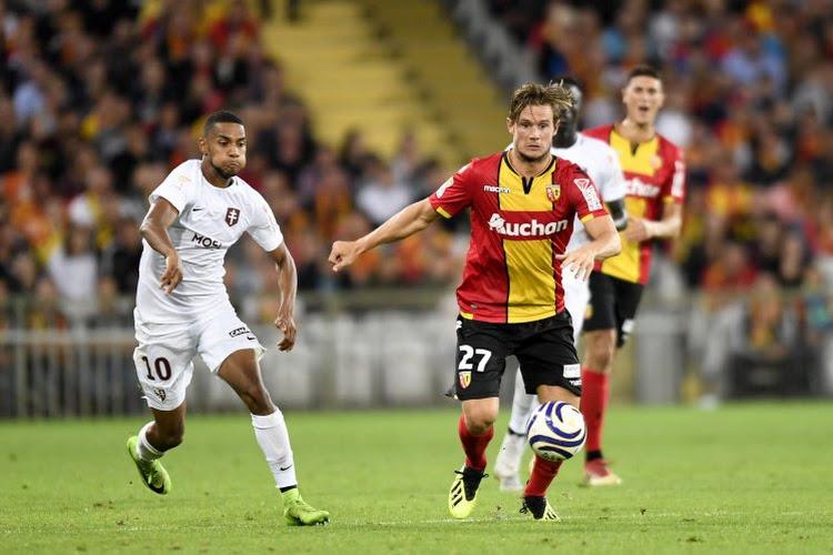 Guillaume Gillet éliminé en Coupe de la Ligue