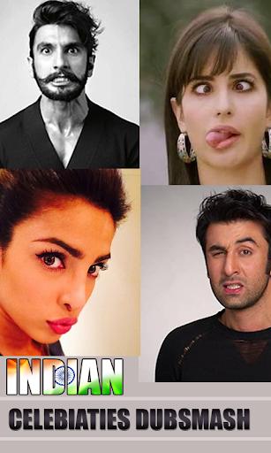 Indian Celebrities Dubsmash