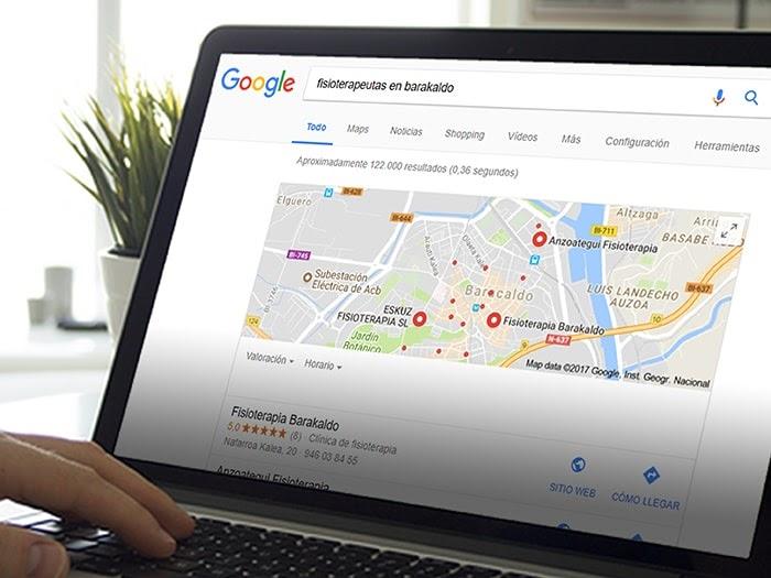 Presencia en Google Conquista internet