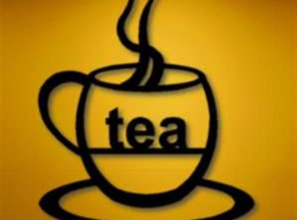 Tea  To Reduce Irritability & Anger Recipe