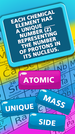 Periodic table of elements quiz apk 10 download only apk file for periodic table of elements quiz urtaz Images
