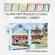 Memoriku - SMP Trunojoyo Cakru Kencong Jember