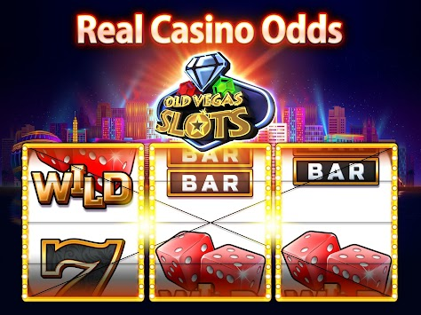 Old Vegas Slots apk screenshot