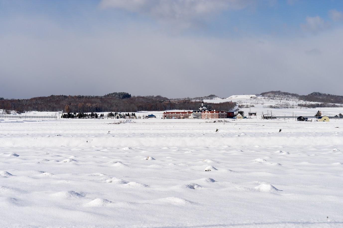 積雪も30cm超えの日もあり