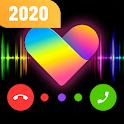 Hi Call Screen - LED Flash & Color Calling Screen icon