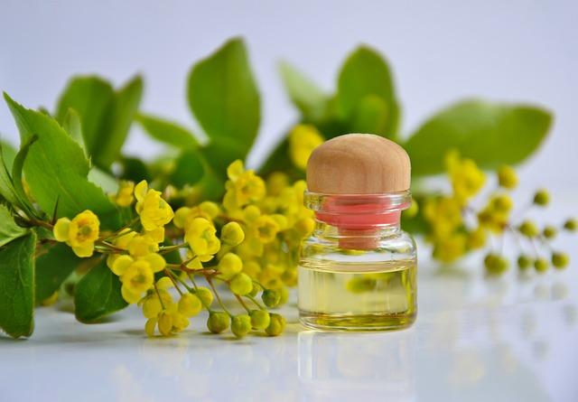 ricínový olej s olejom z hroznových jadierok