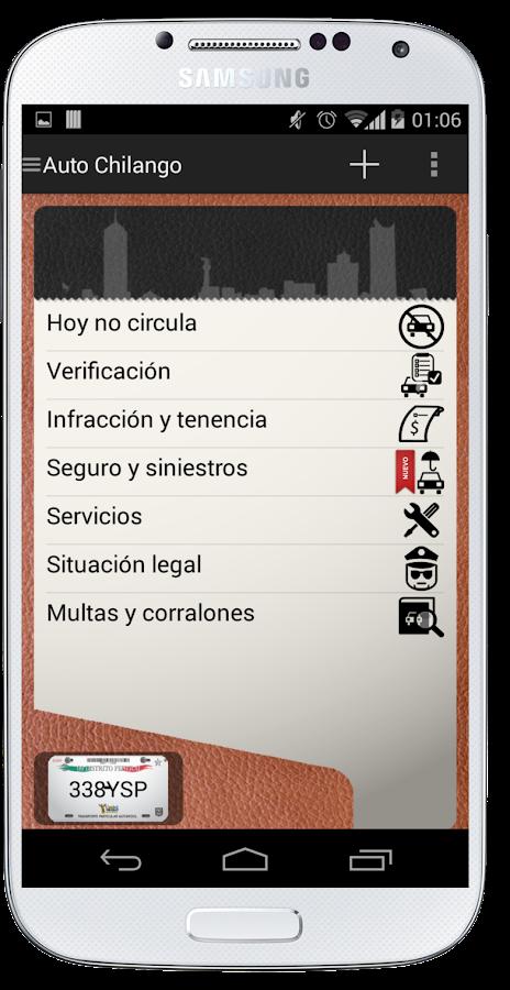 Auto Chilango- screenshot