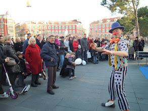 Photo: Il Fantasy show in Place Massena - Nice