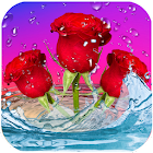 Download Red Rose Live Wallpaper for Android by Kikidi Apps Studio