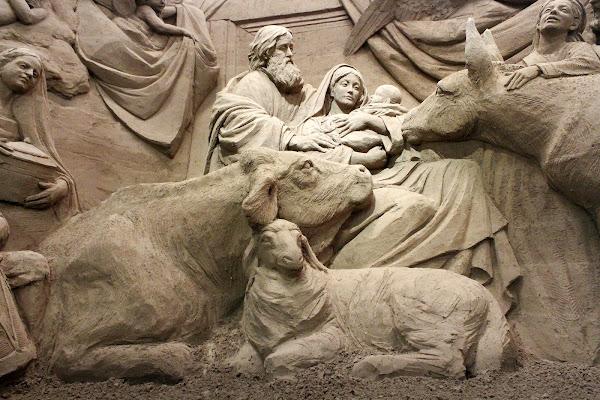 Natività - Sand Nativity - Presepe di sabbia (Jesolo - Ve) di sandro5845