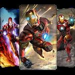 Iron Wallpaper HD | 4K Hero Backgrounds Icon